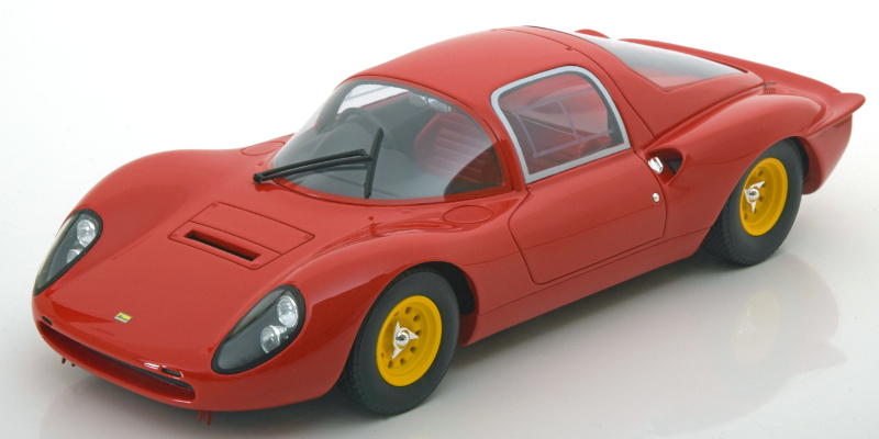 118 CMR Ferrari Dino plain body