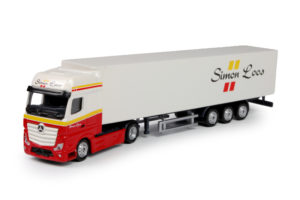 Lion Toys Mercedes-Benz Actros MP4 BigSpace