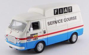 Servicewagen van Fiat in 1971