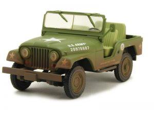 Willys Jeep M38-A1 van Greenlight