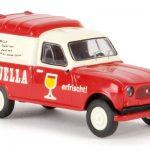 Renault 4 Fourgonette Rivella Brekina1