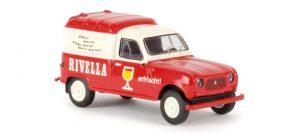 Dorstige Renault R4 Fourgonnette