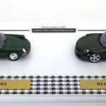 Set-mit-2-Modellen-Nr-1000000-Porsche-911-901--991II-Spark-WAX02400003-0