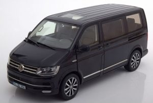 Superluxe Volkswagen T6 Multivan in 1:18 van NZG