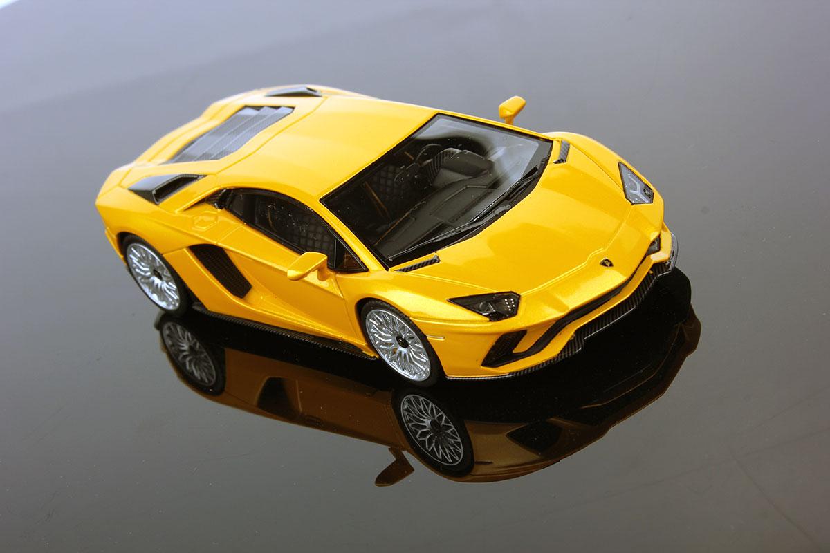 Lamborghini Aventador S van Looksmart