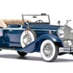 143 GLM Packard 734 Boattail Speedster (1930)