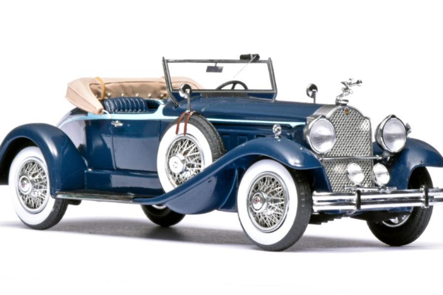 Briljante Packard van GLM