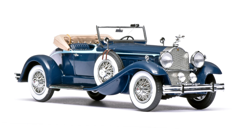 143 GLM Packard 734 Boattail Speedster (1930)