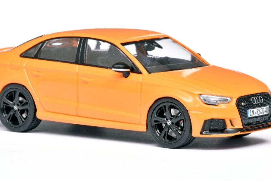 Audi RS3 van iScale