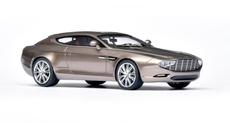 143 Matrix Aston Martin Virage Shooting Brake Zagato (2014)