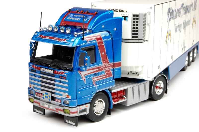 Nieuwe Scania's en Volvo van Tekno
