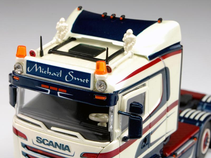 150 Tekno Scania R-Serie Streamline Smet detail voor