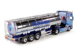 150 Tekno Scania R450 Topline Streamline Fischinger achter