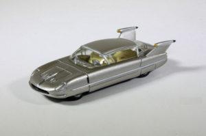 Droomauto van Borgward