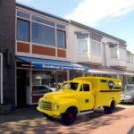 187 Brekina Opel Blitz de Snelle Visser