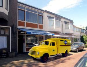 Nederlandse Opel Blitz van Brekina