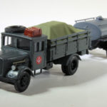 "187 Herpa Opel 3000 watertransport ""Fernmeldekompanie JG1"""