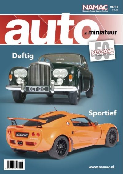 Auto in miniatuur 2015 | 5