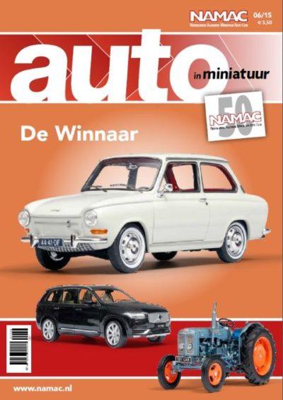 Auto in miniatuur 2015 | 6