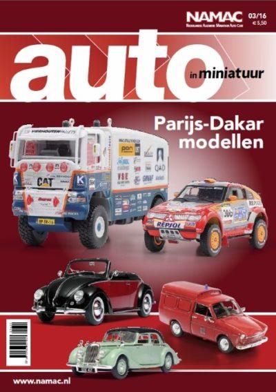 Auto in miniatuur 2016 | 3