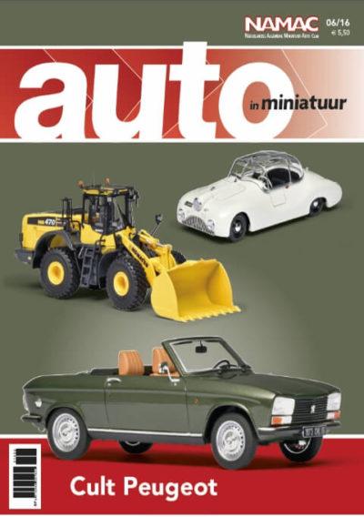 Auto in miniatuur 2016 | 6