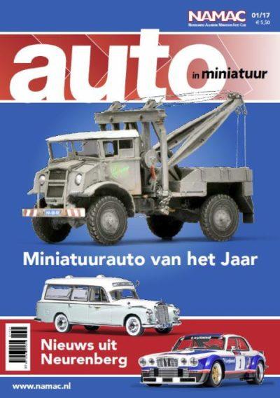 Auto in miniatuur 2017 | 1