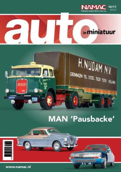Auto in miniatuur 2017 | 2