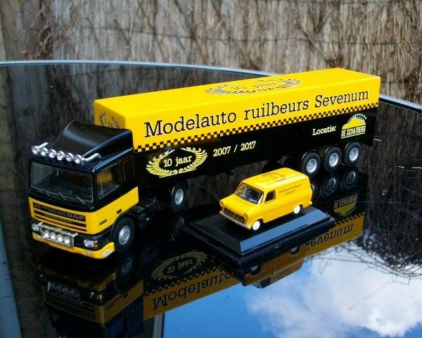 Modelauto ruilbeurs Sevenum ( 9 februari 2020)