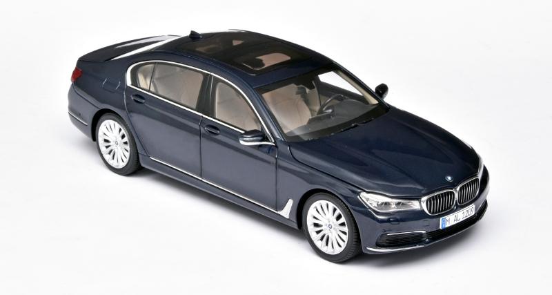 BMW 7 serie van Norev/I-Scale
