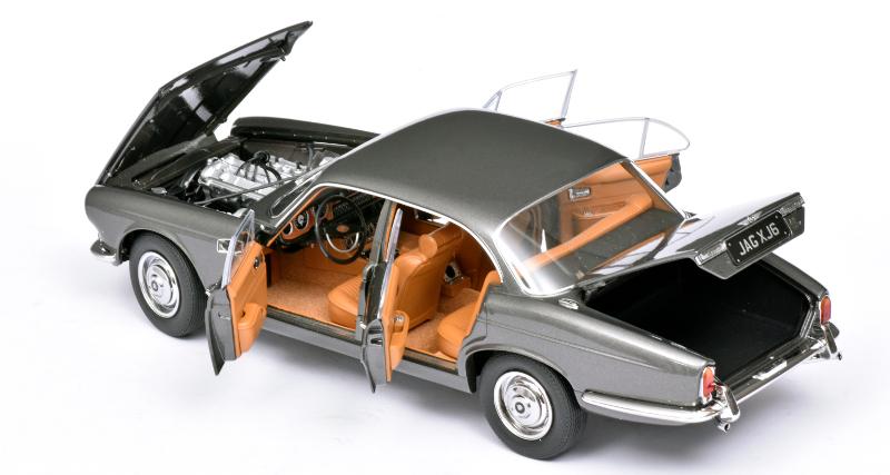 Jaguar XJ6 van Paragon 1:18
