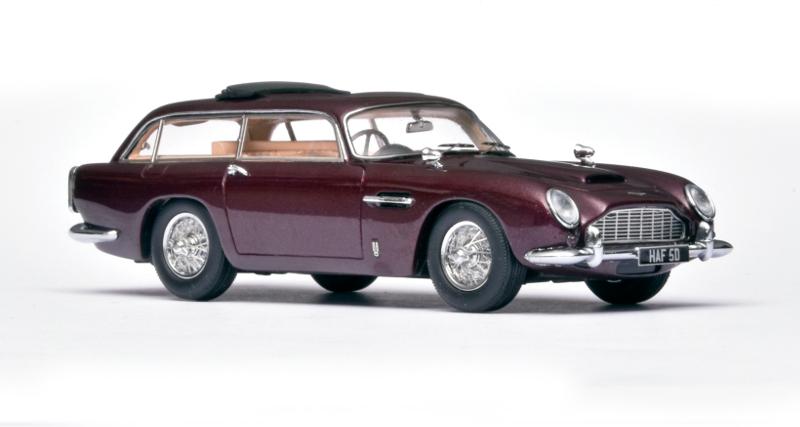 Aston Martin DB5 Harold Radford