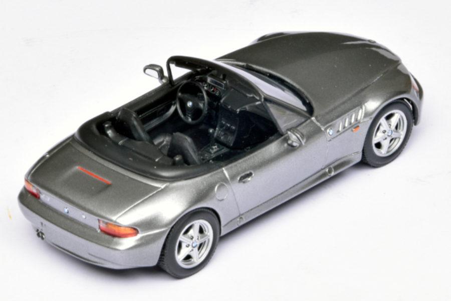 Bekende BMW Z3 van Maxichamps