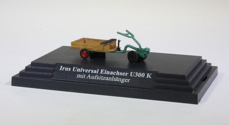 187 Busch Irus Universal Einachser U300 K