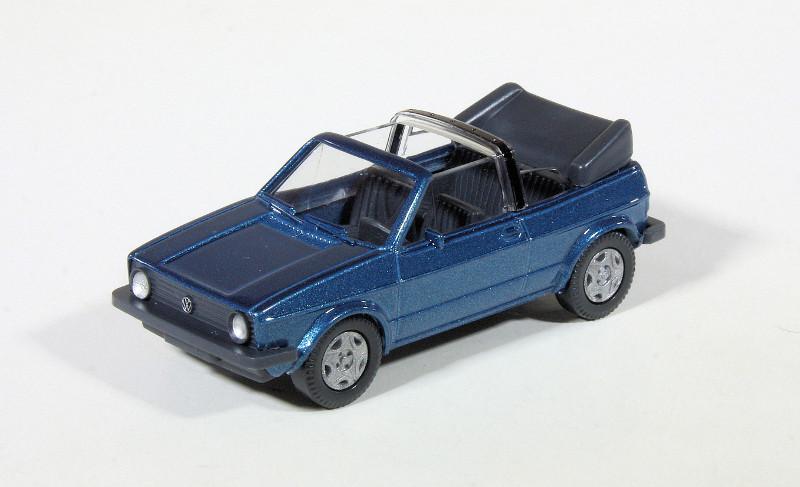 187 Wiking Volkswagen Golf I Cabrio
