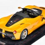 118 BBR Ferrari LaFerrari Aperta Spyder achter