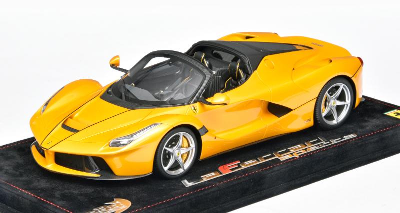 118 BBR Ferrari LaFerrari Aperta Spyder