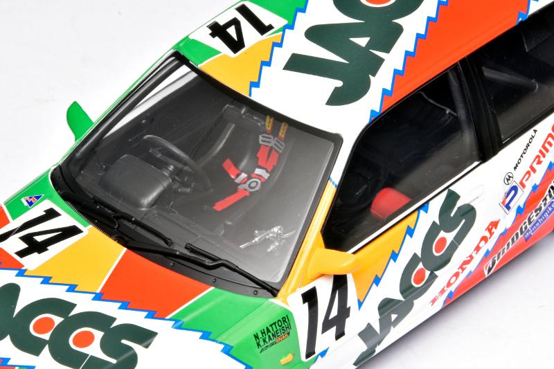 Race Civic van Triple9