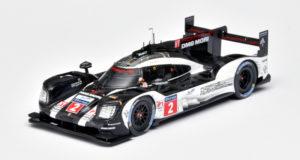Hybride Le Mans Porsche