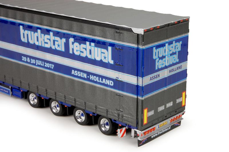 150 Tekno Scania R Highline Truckstar achter