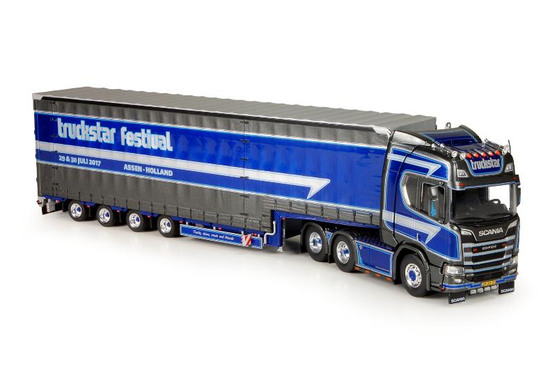 150 Tekno Scania R Highline Truckstar rechts