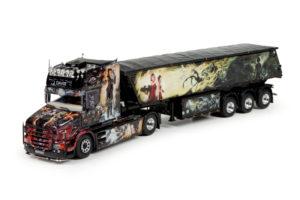 Resident Evil – gevaarlijke Scania