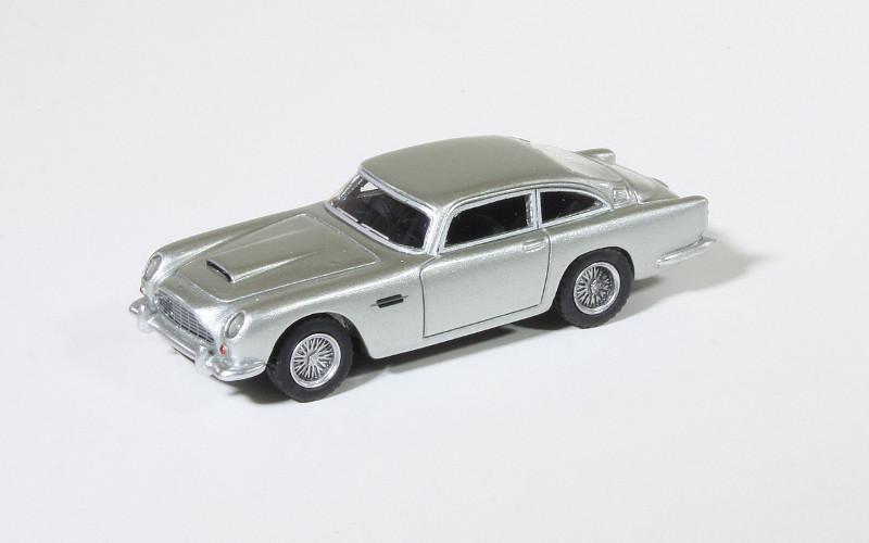 De DB5 van Bond