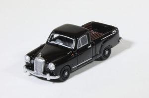 Mercedes 'Bakkie' van BoS
