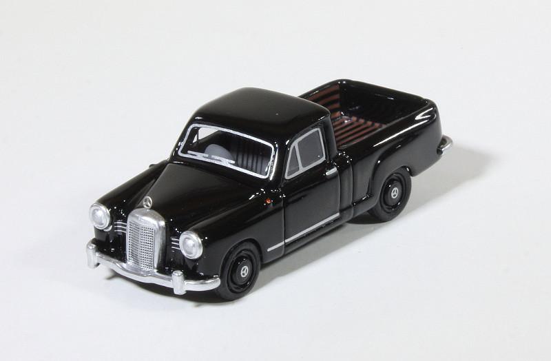 187 BoS Mercedes-Benz Bakkie