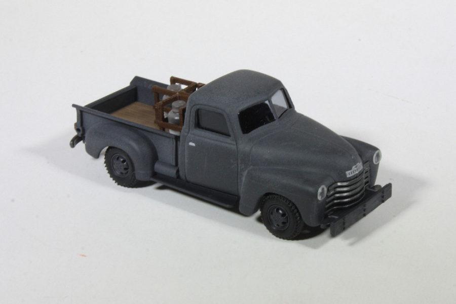 Busch Chevy pick-up