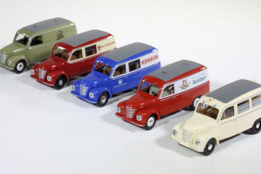 Varianten Framo Garant van Busch