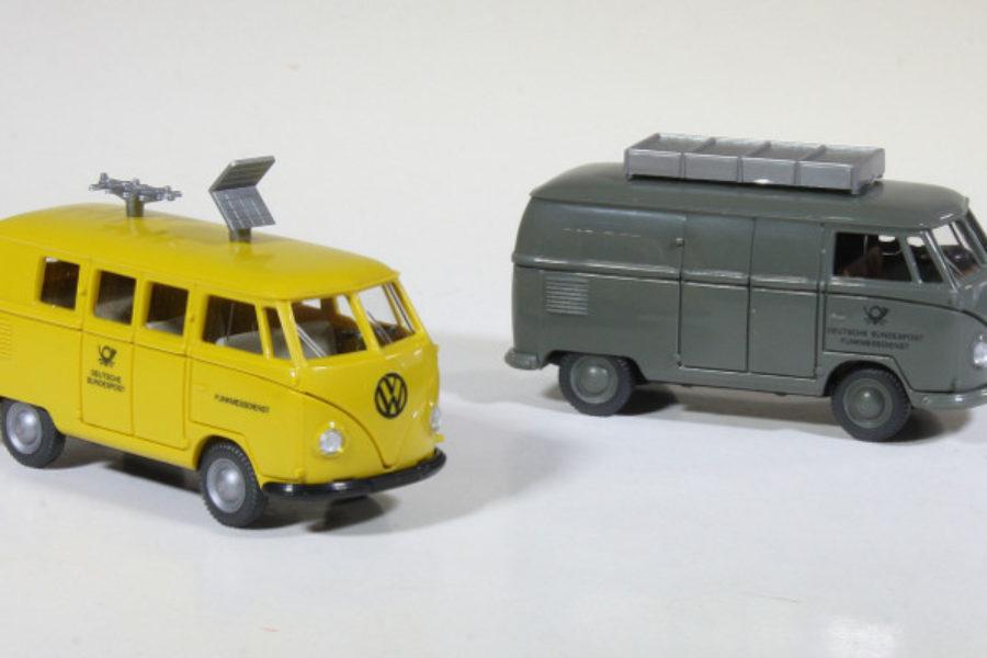VW T1 Funkmeldedienst