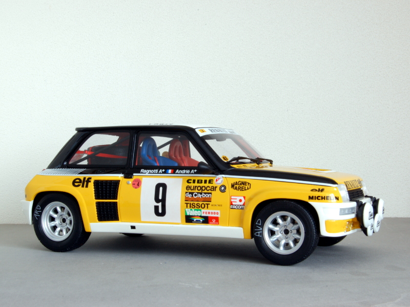 112 OttOmobile Renault 5 Turbo Ragnotti (1981)