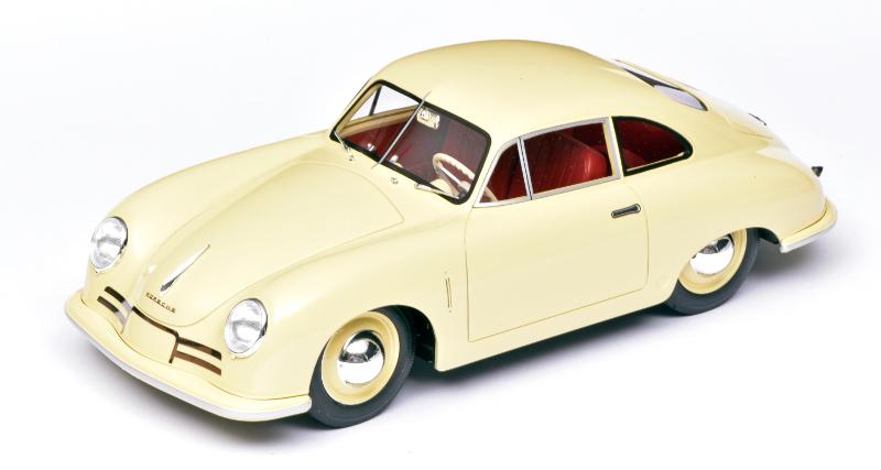118 Cult Porsche 356-2 Gmünd