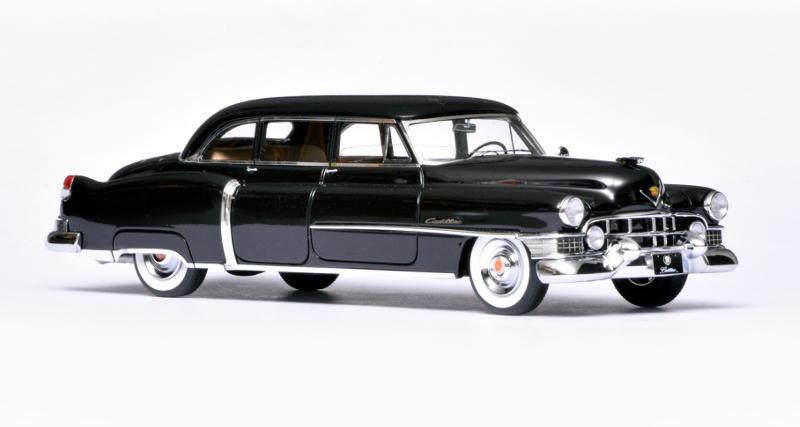 GLM Cadillac Limousine